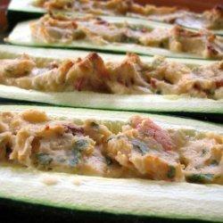 Zucchini Logs recipe