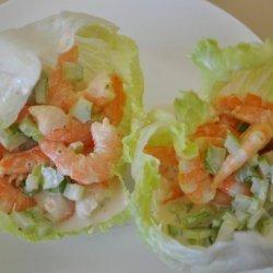 Old Bay Shrimp Salad recipe