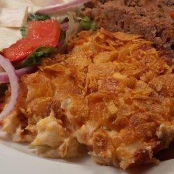 Loaded Hash Browns Potato Casserole recipe