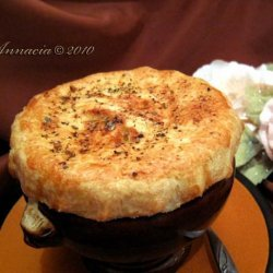 Ina Garten's Chicken Pot Pie recipe