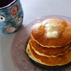 The Best Pancakes in the World recipe