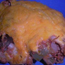 Wayne's Beef and Macaroni and Cheese recipe