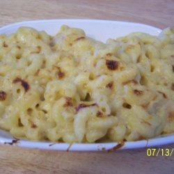 Woman's World Easy Stove Top Mac 'n Cheese recipe