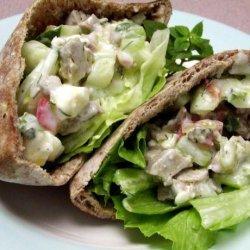 Turkey Pita Sandwich recipe