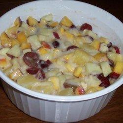 Banana Fruit Salad recipe