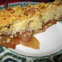 Dutch Apple Crumb Cake recipe