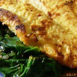 Sole Florentine recipe