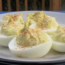 Yummy Deviled Eggs recipe