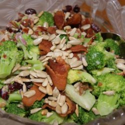Trisha Yearwood's Broccoli Salad recipe
