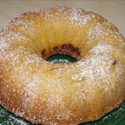 Marble Ricotta Cake recipe