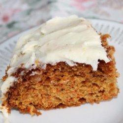 Barb's Best Carrot Cake recipe