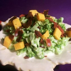 Bea's Broccoli Salad recipe