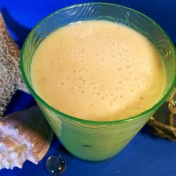 A Date With a Banana Smoothie recipe