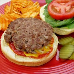 Souper Stuffed Cheese Burgers recipe