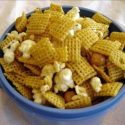 Chex Caramel Corn recipe