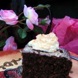Chocolate Oat Bran Cake (Diabetic) recipe