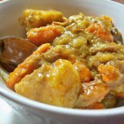 Crockpot Beef Stew recipe
