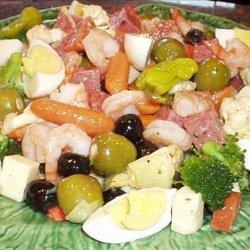 Composed Appetizer Platter recipe