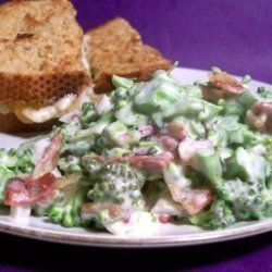 Kelly's Broccoli Salad recipe
