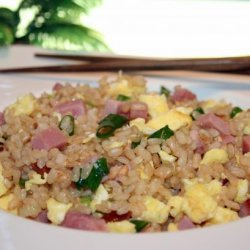 Easy Chinese Egg Fried Rice recipe
