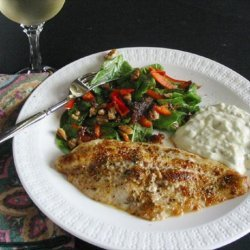 Herbed Grilled Catfish recipe