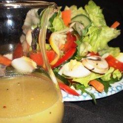 Poppy Seed Salad Dressing recipe