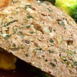 The Healthy Good for You Meatloaf recipe