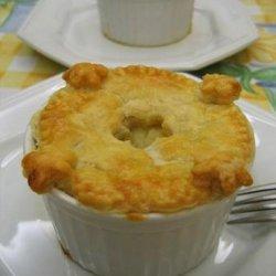 Vegetarian  no Chicken  Pot Pie recipe
