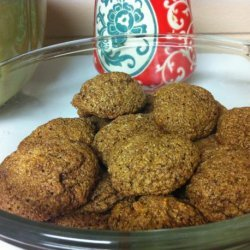 Cinnamon Sugar Coffee Cake Cookies recipe