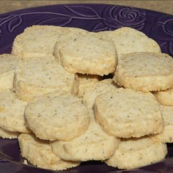 Barefoot Contessa's Parmesan Black Pepper Crackers -Ina Garten recipe