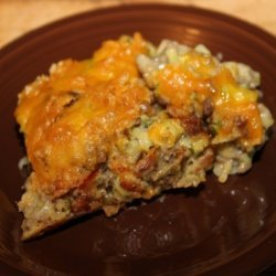 Beef, Broccoli & Potato Casserole recipe