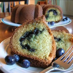 Fresh Blueberry Coffee Cake recipe