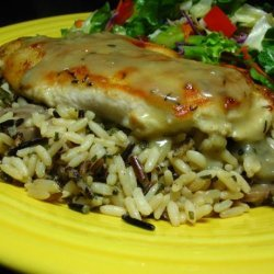 Chicken Saute with Wild Rice recipe