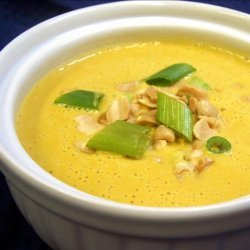 Thai Peanut Soup recipe