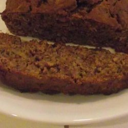 Not Your Mama's Zucchini Bread recipe