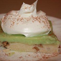 Key Lime Dessert Squares recipe
