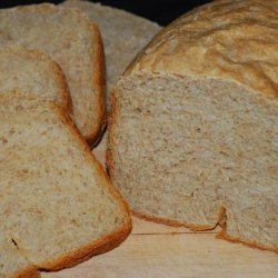 Bread Machine Wheat Germ Buttermilk Bread recipe