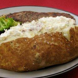 Baked Potato Topper recipe