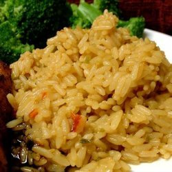 Rice with Ginger and Coriander recipe
