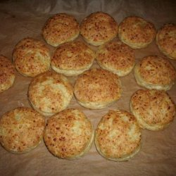 Herbed Cottage Cheese Biscuits recipe