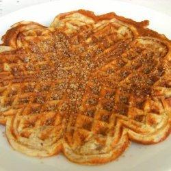 Aunt Jane's Honey Whole Wheat Waffles recipe