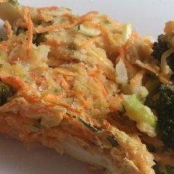 Chickpea Broccoli Casserole recipe