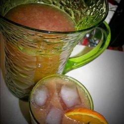 Citrus Fruit Punch recipe