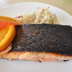 Citrus Glazed Salmon recipe