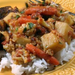 Mixed Vegetable Masala recipe