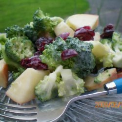 My Broccoli Salad recipe
