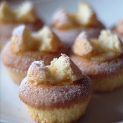 Lemon Curd Butterfly Cakes recipe