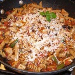 Italian Chicken and Penne recipe