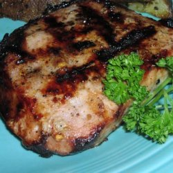 Weight Watchers Rum-Marinated Pork Chops 5pts recipe