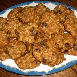 Cranberry Oat Cookies recipe